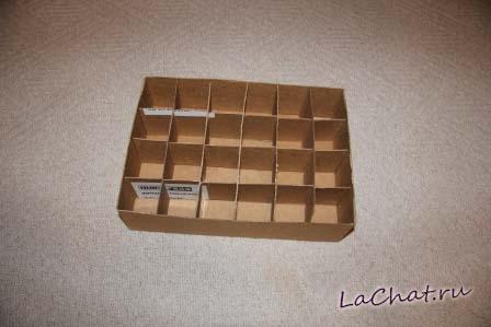 Разделители из картона своими руками 119